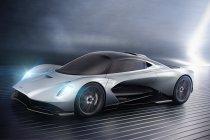 Geneva International Motor Show: Aston Martin verrast met niet minder dan 3 nieuwe projecten