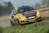 """TAC Rally: Guillaume de Mévius: """"Als het één keer tegenzit…"""""""