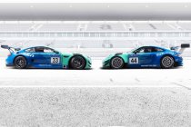 Falken Motorsports met 2 type wagens en Laurens Vanthoor