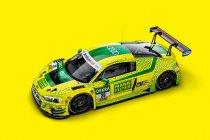Mann-Filter kleuren ook op Montaplast by Land-Motorsport Audi R8 LMS GT3