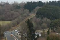 VLN 1: Toeschouwer overleden na zware crash Nissan