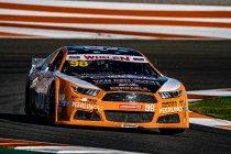 Dylan Derdaele en Marc Goossens tevreden na NASCAR-seizoensfinale in Valencia