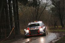 Spa Rally: Ook De Cecco out