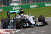 Canada: Hamilton op pole, maar Ferrari lijkt bij de les