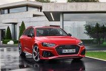Audi geeft Audi RS 4 Avant een update