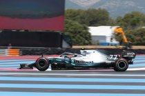 Frankrijk: Mercedes domineert ook de tweede vrije sessie