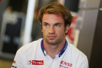 Nicolas Lapierre en Yuji Kunimoto op derde Toyota in Spa en Le Mans