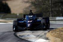 Grosjean heeft eerste IndyCar-test voltooid