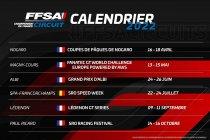 Frans GT kampioenschap ook in 2022 naar Spa-Francorchamps