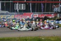 Amand en Travisanutto zegevieren tijdens Europees kampioenschap in Genk