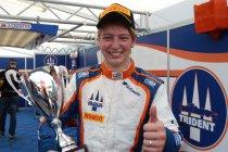 Silverstone: Johnny Cecotto Jr. opnieuw erbij