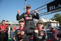 Monza: Winst voor WRT Audi na magistrale slotstint Vanthoor