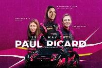 1000km Paul Ricard: Sarah Bovy met Ferrari van Iron Lynx