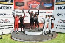 Lime Rock Park: Podium voor Jan Heylen na sterke race
