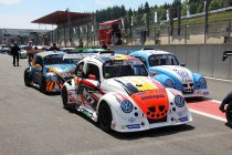 25H VW Fun Cup: Bollen-Mondron-Kluyskens-Bouvy en Allure Team demonstreren