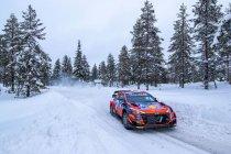 WRC: Arctic op één na snelste sneeuwrally ooit