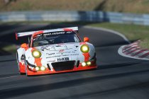 VLN2: Porsche 1-2-3 in kwalificaties