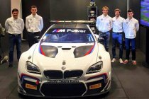 Max Koebolt met ROAL Motorsport BMW M6 GT3 naar Blancpain Endurance Cup