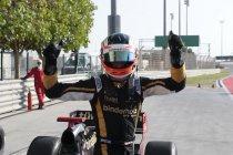 Bahrein: Dubbel voor Lotus