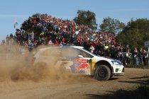 Rally van Portugal: Problemen bij Volkswagen