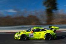 VLN 2: Laurens Vanthoor zet Porsche op pole