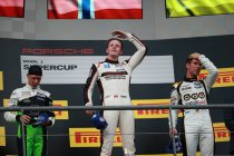 Spa-Francorchamps: Dennis Olsen wint ook race 2