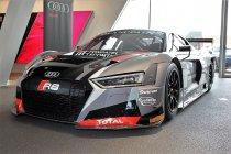 Belgian Audi Club Team WRT presenteert Audi R8 in nieuw kleedje (+ Foto's)