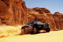 AlUla: Rosberg X Racing pakt allereerste overwinning in Extreme E