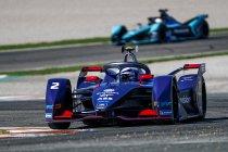 Valencia: Sam Bird sluit eerste dag af als snelste