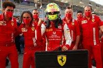 Sakhir : Mick Schumacher is de nieuwe Formule 2-kampioen
