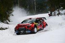 Zweden: Sneeuwmuur nekt Ogier, Neuville ontsnapt, Suninen lacht