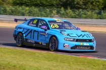 Zolder: Lynk & Co Cyan Racing palmt gans podium in