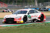 Zolder: Rast (Audi) klasse apart in spektakelrijke Race 2