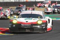 Porsches in GTE Pro krijgen BoP aanpassing