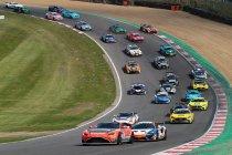 Brands Hatch: Podium voor Benjamin Lessennes - sterke race van Jamie Vandenbalck
