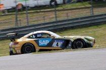 24h Nürburgring: Na 16h: Mercedes leidt de (regen)dans