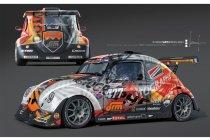 Cédric Bollen, Sébastien Kluyskens en Maxime Soulet verenigd op de #477 DRM Motorsport