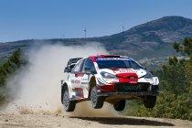 WRC: Nachtmerrie herhaalt zich voor Hyundai en Tänak, Ogier neemt over