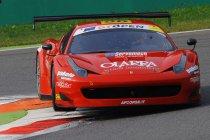 Monza: AF Corse Ferrari topt vrije trainingen