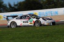 Nürburgring: Porsche wederom op pole - Vanthoor en Vervisch samen op derde rij