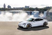 Porsche Taycan: De eerste stap naar complete EV-technologie