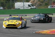 Twee op een rij voor Aston - Eerste winst in Endurance Cup voor Belgium Racing