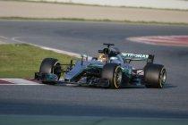 Wintertesten Barcelona: Mercedes op kop – Ferrari impressionant