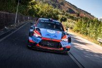 WRC: Loubet 11 rally's met Hyundai WRC