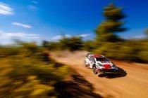 WRC: Rovanperä rijdt de tegenstand los