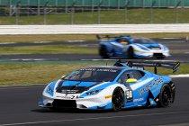 Lamborghini Super Trofeo: Silverstone: Postiglione & Basz winnen race 1
