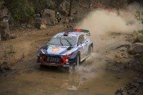 WRC Mexico: Neuville blijft derde, Meeke leidt