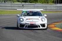 Spa: tweede podium voor John De Wilde en EMG Motorsport Porsche