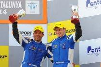 Barcelona: Race 2: Zampieri/Mavlanov kampioen