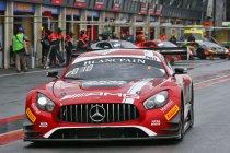 Zandvoort: Poles voor Mercedes en Audi